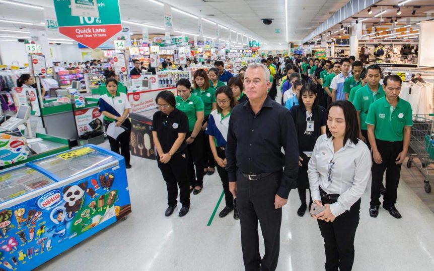 Супермаркеты и кинотеатры закроются в Таиланде в связи с церемонией кремации короля