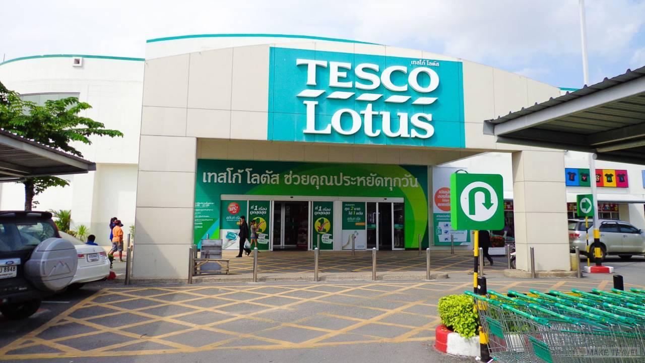 На севере Паттайи разобрали свалку за супермаркетом Tesco Lotus