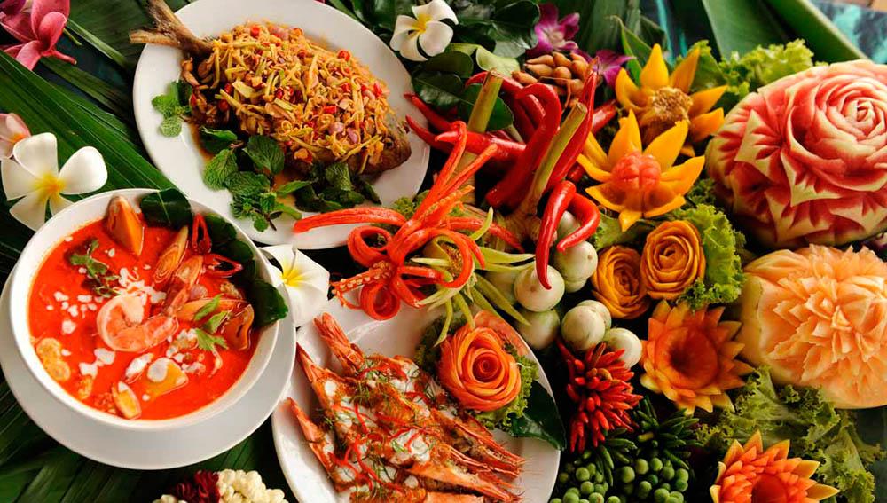 Кушайте тайскую еду, как местный житель