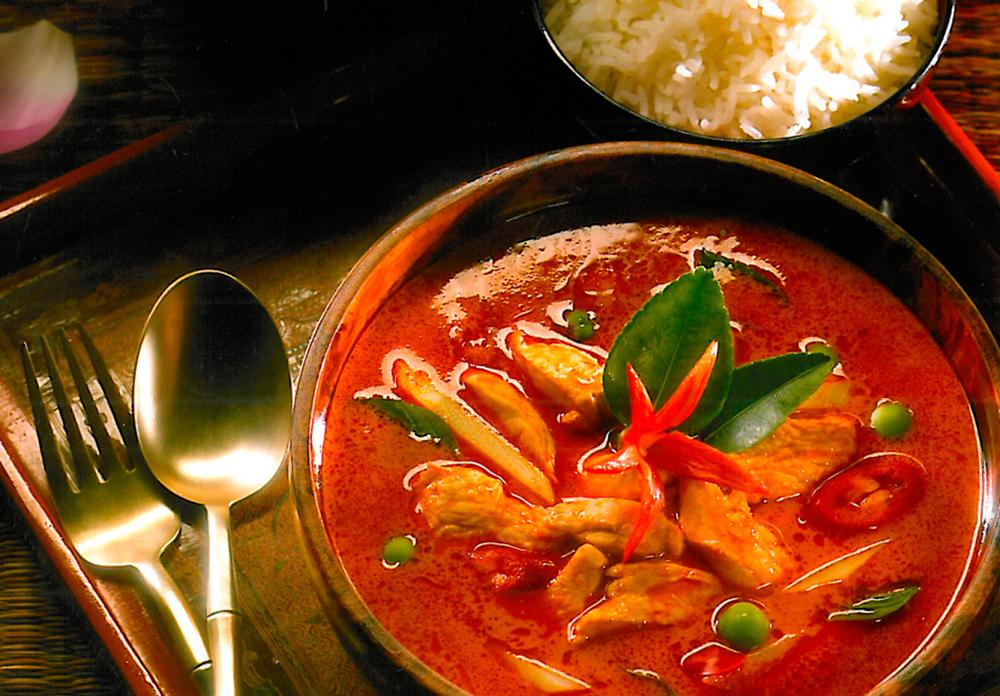 Зелёный, красный и жёлтый карри в тайской кухне – в чем разница?