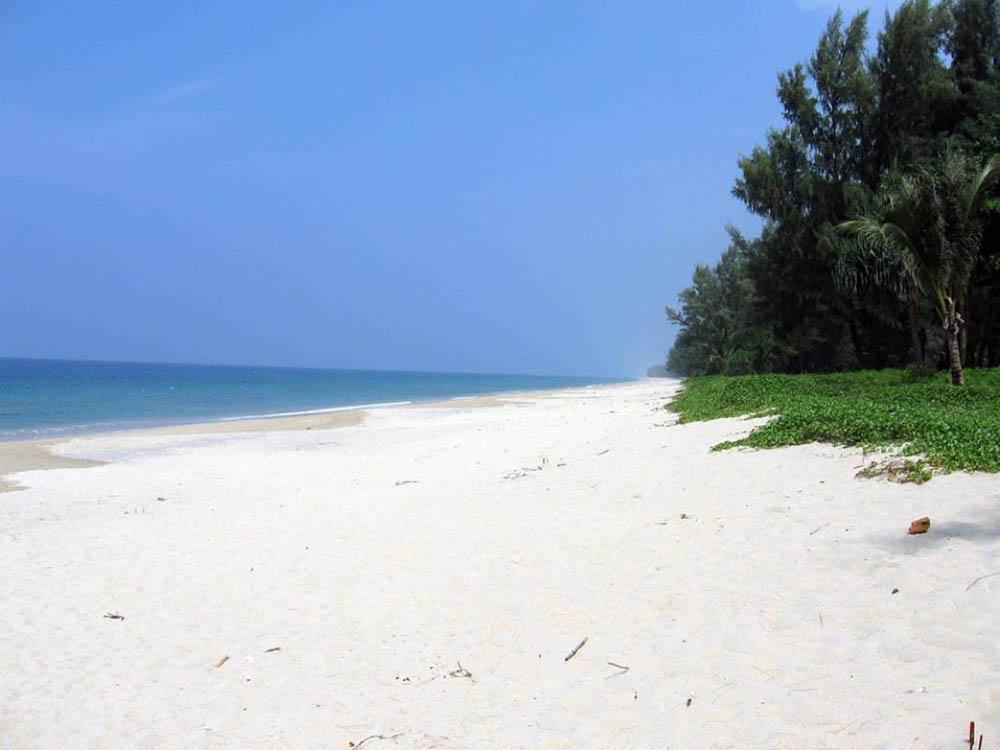 13 самых чистых пляжей Тайланда