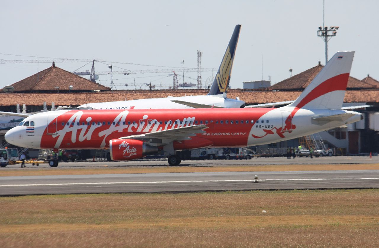 Thai AirAsia из-за спада турпотока терпит убытки