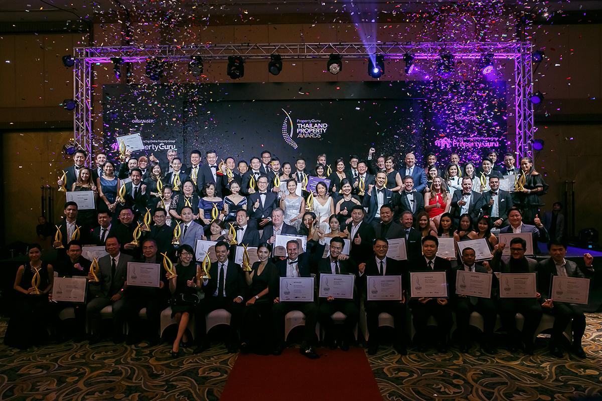Пхукет на Thailand Property Awards