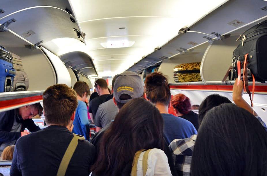 Тайские аэропорты изменили правила провоза ручной клади