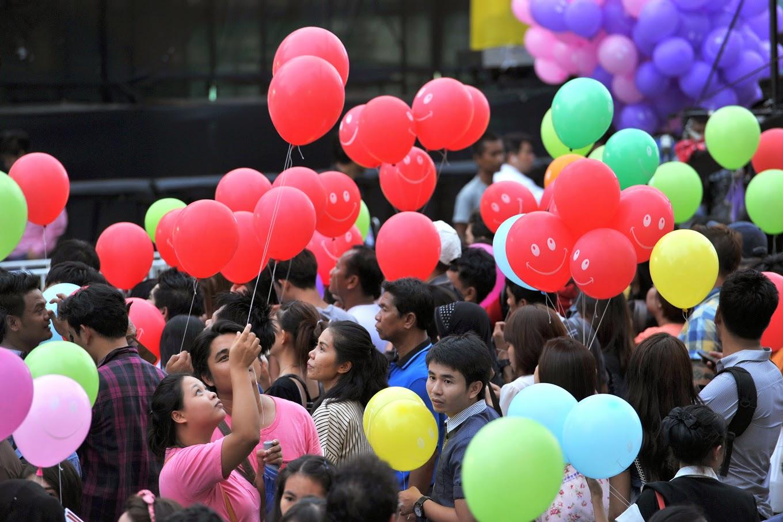 Тайланд снова признан самой счастливой страной в мире