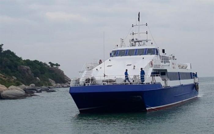 Шесть новых маршрутов между островами Андаманского моря