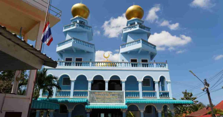 Прекрасные мечети Пхукета