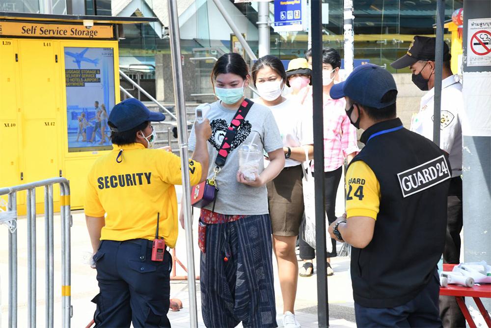 """В Таиланде зарегистрировали еще 17 """"ввозных"""" заражений коронавирусом"""