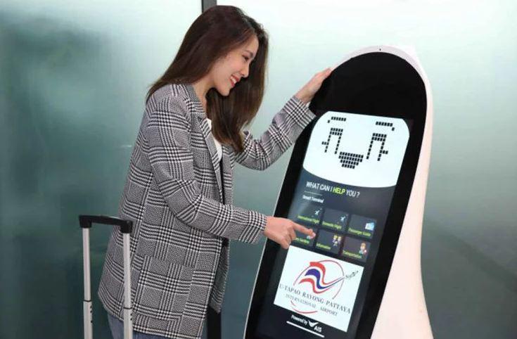 """В Таиланде появится первый """"умный терминал"""" в аэропорту U-Tapao"""