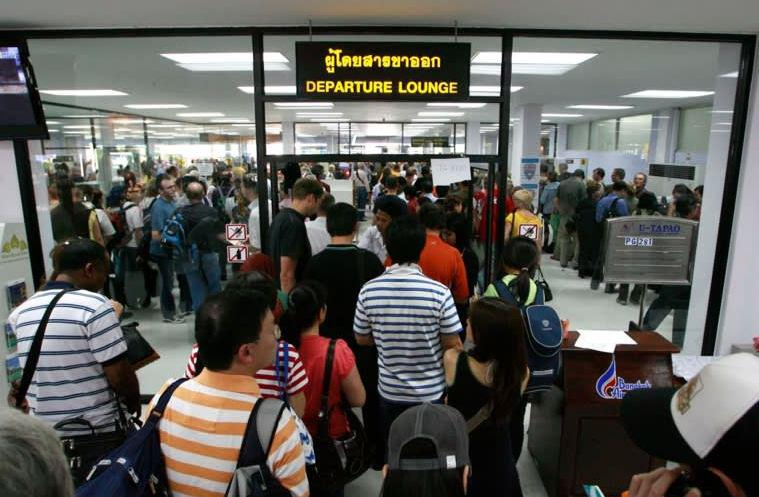Таиланд обеспокоен, что массовый туризм может способствовать терроризму