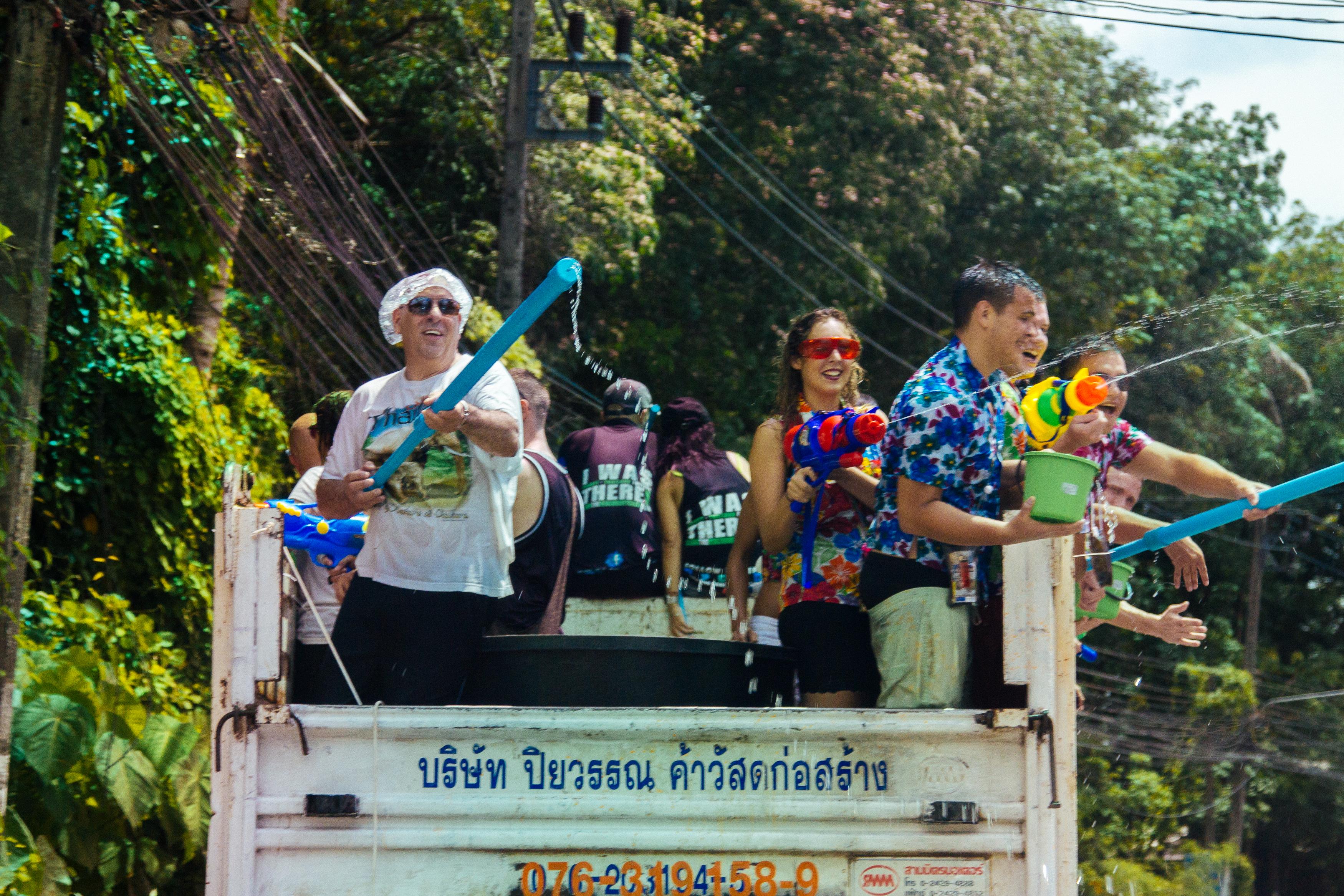 Власти Пхукета обозначили правила празднования Сонгкрана 2020