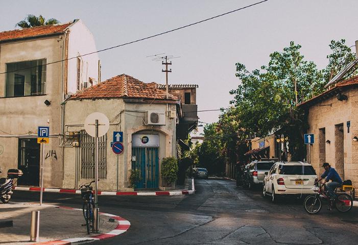Бюджетный Тель-Авив