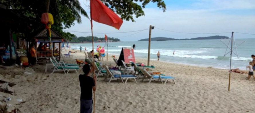 Таиланд подвергся сверхмощному тропическому шторму: десятки тысяч туристов покинули популярные курорты