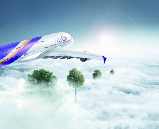 THAI начинает выполнять ограниченные коммерческие рейсы