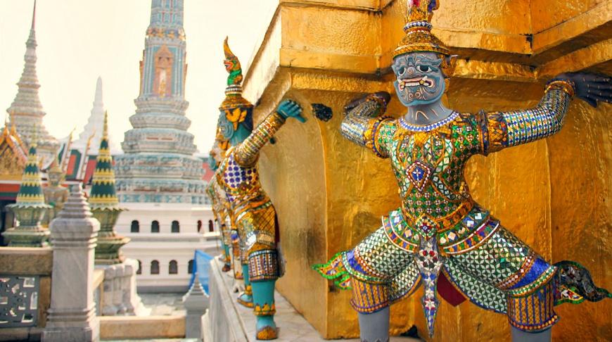 Бангкок, Лондон и Париж: Masterсard назвала самые популярные туристические города