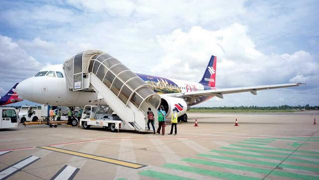 Официально открыт международный рейс Чжэнчжоу-Пномпень
