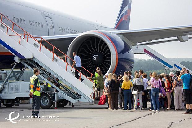 Из Красноярска открываются чартеры в Таиланд, Вьетнам и Китай