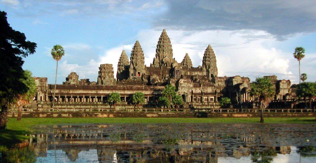 Ангкор Ват — храм, построенный богами