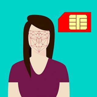 С 1 ноября нужно сканированить лицо, чтобы использовать сотовый на Юге