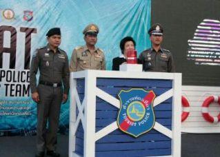 Минтуризма передал Паттайе 2 спасательных катера стоимостью 10 млн батов