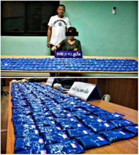 Полиция Пхукета нанесла мощный удар по наркомафии