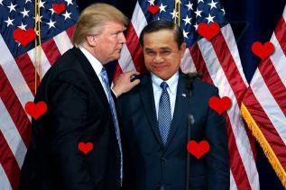 3 октября ПМ Таиланда встретится с Трампом в Белом доме