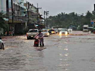 Из-за наводнений на юге Таиланда погибло ещё 6 человек