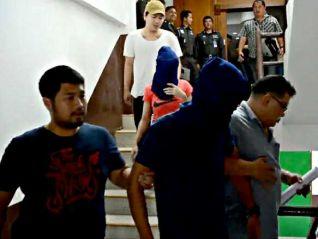 Арест мелкого наркодилера в Чон-Бури привел к аресту двух более крупных