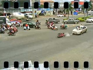 Не торопитесь с арендой мотоцикла в Паттайе