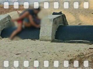 Туристы средь бела дня занимались сексом на пляже в Паттайе