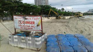 СМИ обещают наплыв туристов после обновления пляжного песка в Паттайе