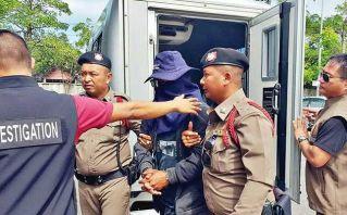 Шеф полиции Чонбури пригрозил расстрелять пхукетского бизнесмена
