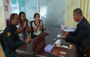 Полиция Паттайи приняла извинения индонезийских страховых мошенниц