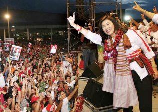Как минимум 40 миллиардов бат будет потрачено на предвыборную агитацию