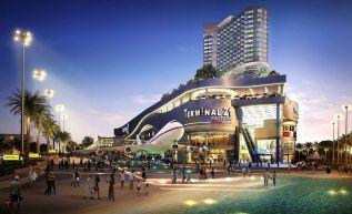 На севере Паттайи скоро откроется торговый центр, где можно будет жить