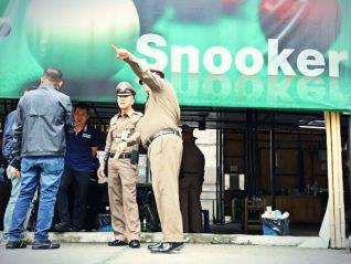 В полицию сдался один из участников бандитской перестрелки в Бангкоке