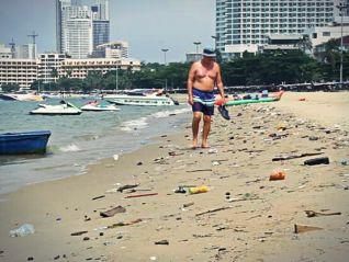 Вот на такие пляжи власти Паттайи потратили полмиллиарда?!