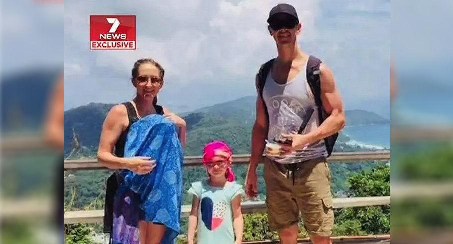 Австралийская пара обвиняет Таиланд в двух годах ада