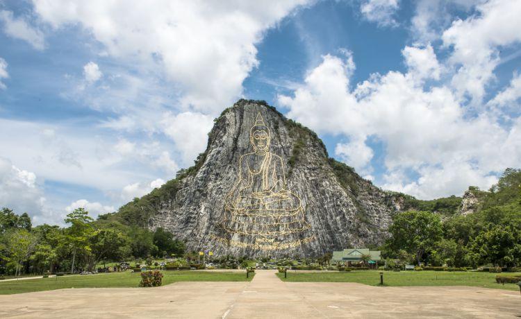 Гора Кхао Чи Чан (Khao Chi Chan)