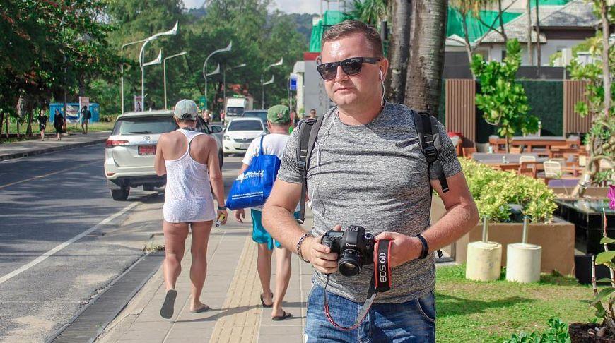 Жизнь за первой линией Пхукета: фотограф прошел по острову 160 км и сделал 3600 снимков
