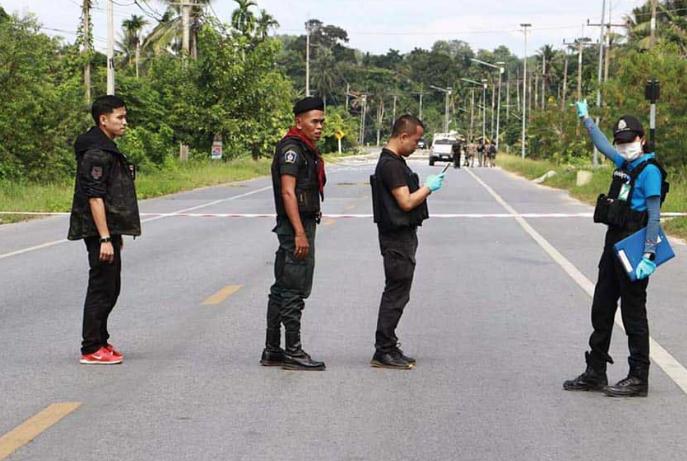 В Таиланде прогремела серия взрывов, много пострадавших