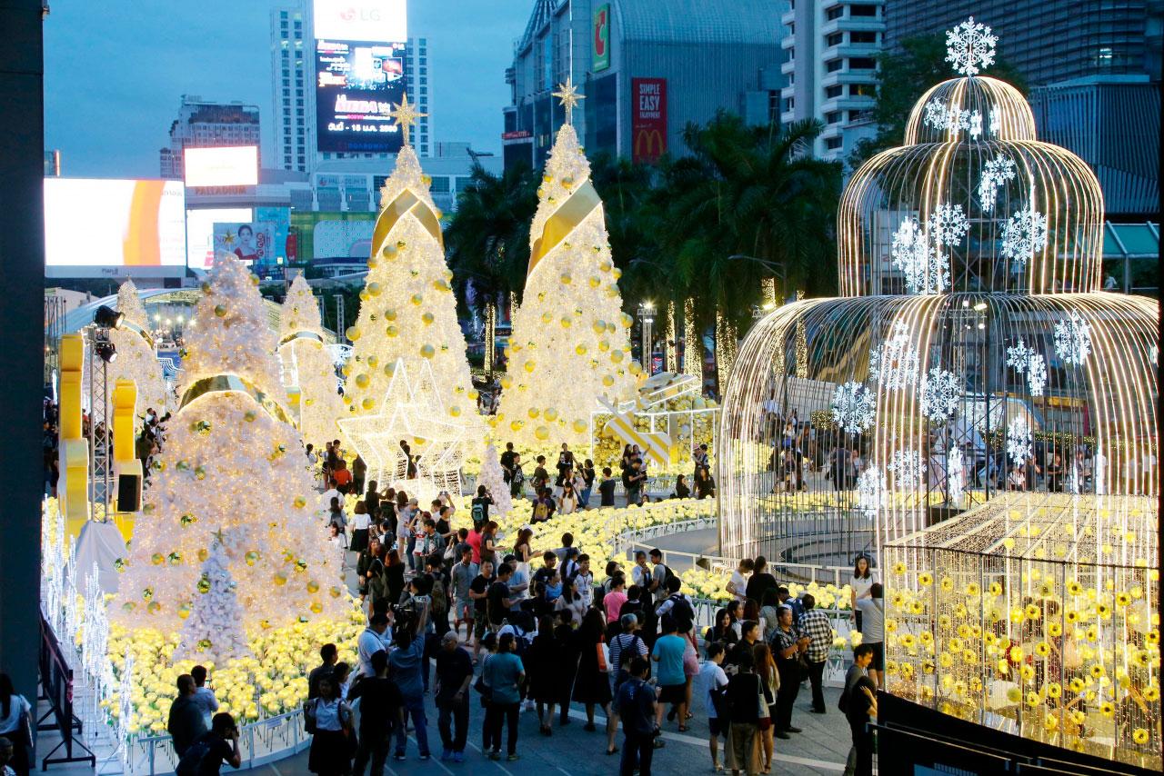 Тайланд обеспечивает меры безопасности на новогодние праздники