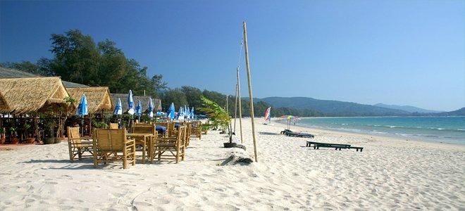 Знакомимся с пляжами Натьен и Банг Као