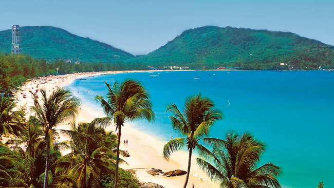 О самых тихих пхукетских пляжах и не только