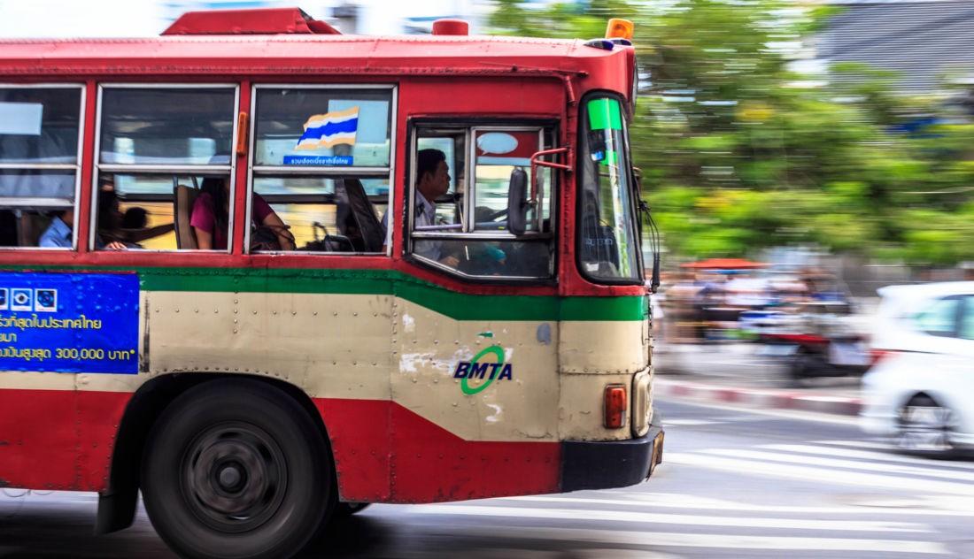 Общественный транспорт в Таиланде завалил проверку безопасности