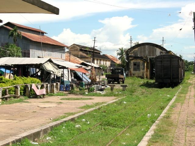 Фотографии Баттамбанга