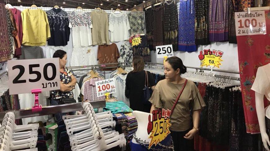 Большая распродажа One Stop Shopping Expo Pattaya продлится до 20 мая
