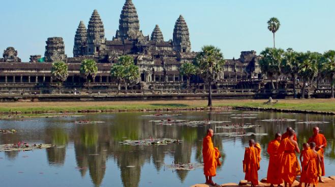 Топ-10 признаков Камбоджи