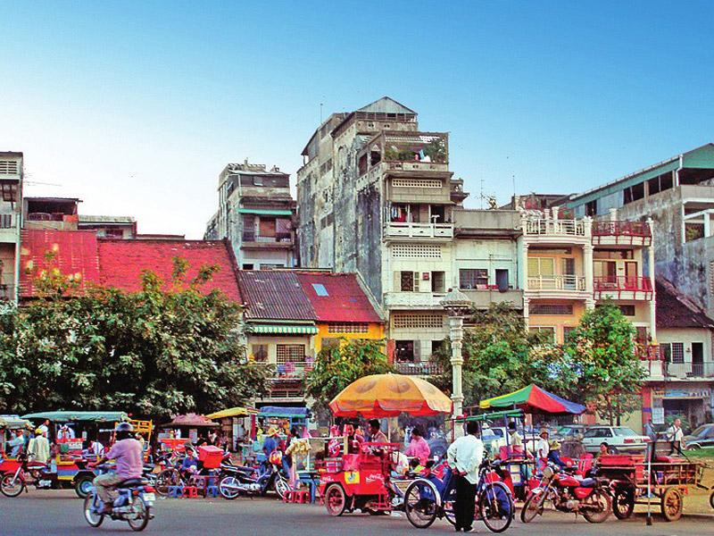 В Столице Камбоджи растут цены на элитное жилье