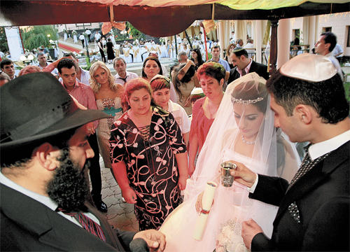 Израиль: бракосочетание за рубежом